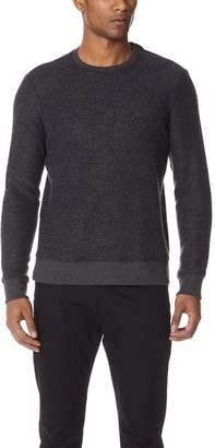 Club Monaco Shoulder Zip Sweater