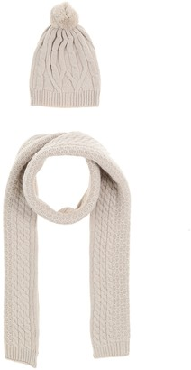 Chinti and Parker Oblong scarves