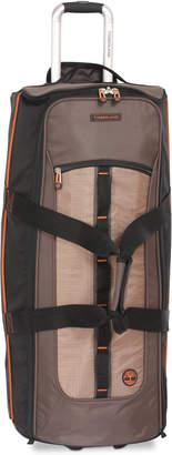 "Timberland Jay Peak Cocoa 32"" Wheeled Duffel Bag"