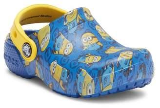 Crocs Funlab Minions Graphic Clog (Toddler & Little Kid)