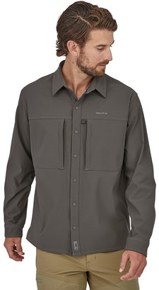 Patagonia Snap-Dry Long-Sleeve Shirt - Men's