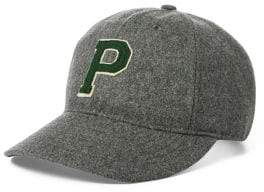 Polo Ralph Lauren Collegiate Wool-Blend Cap