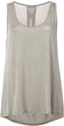 Majestic Filatures scoop-neck swing tank top