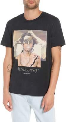 Eleven Paris ELEVENPARIS Renaissance Graphic T-Shirt