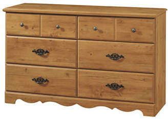 SOUTH SHORE Prairie Six-Drawer Double Dresser
