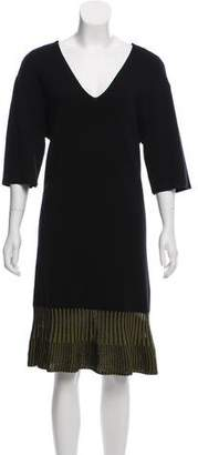 Opening Ceremony Knee-Length Knit Dress