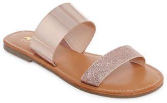 Arizona Grove Womens Slide Sandals