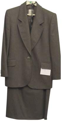 Gianfranco Ferre Green Wool Jacket for Women