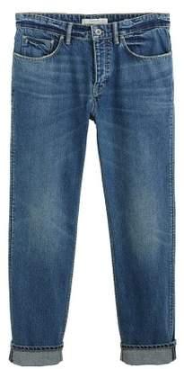 Mango Man MANGO MAN Medium wash regular-fit Steve jeans
