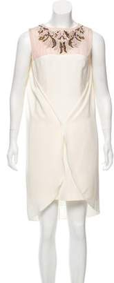Vionnet Embellished Midi Dress