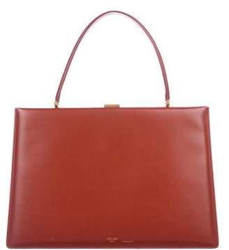 Celine 2018 Medium Clasp Bag