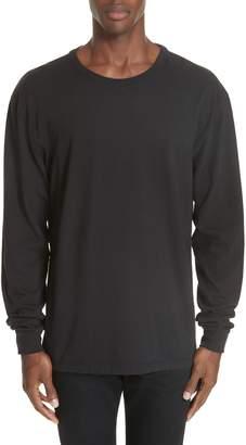 John Elliott Long Sleeve Crewneck T-Shirt