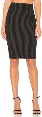Bailey 44 Striped Resplendent Pencil Skirt