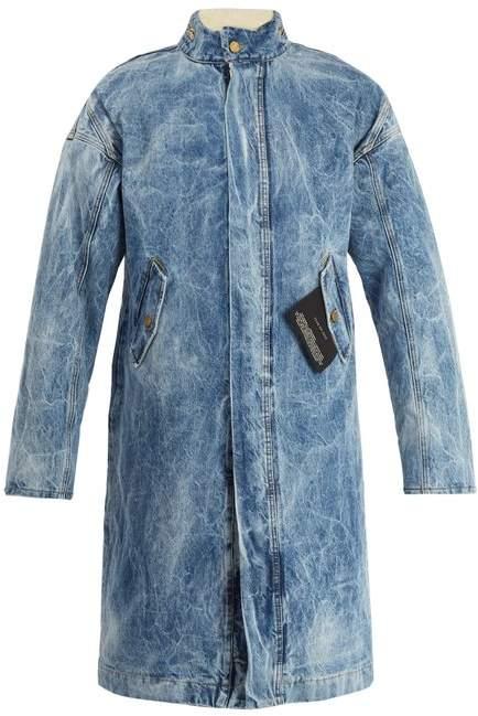 Holy Water denim coat