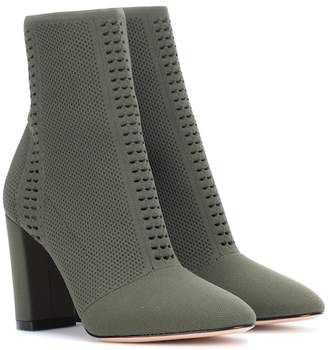 Gianvito Rossi Exclusive to mytheresa.com – Thurlow knitted ankle boots