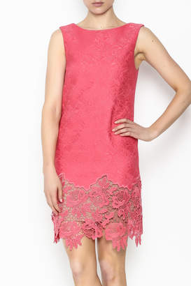 Tracy Reese Ella Lace Sheath Dress