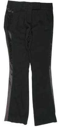 Tom Ford Mid-Rise Wide-Leg Pants