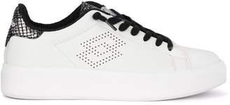 Lotto Leggenda Lotto Impressions White Leather Sneaker