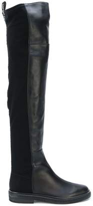 Sergio Rossi over-the-knee boots