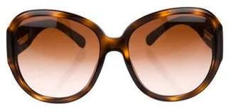 Chanel Denim CC Sunglasses