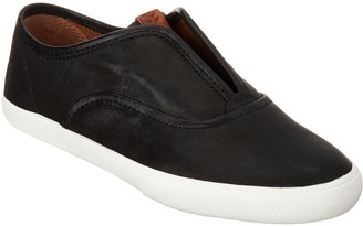 Frye Leather Slip-On Sneakers - Maya