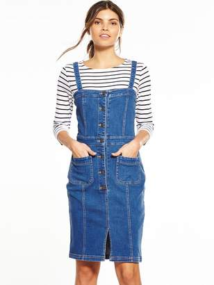 Vero Moda Steff Denim Bodycon Dress