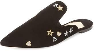 Isa Tapia Women's Frankie Pointed-Toe Flat