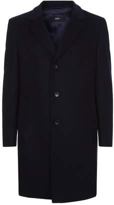 HUGO BOSS Wool Cashmere Coat