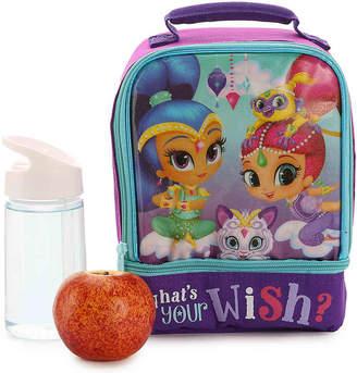 Box Girls Fashion Accessory Bazaar Shimmer & Shine Lunch Box - Girl's