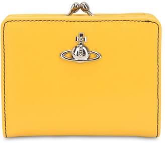 Vivienne Westwood Matilda Leather Wallet