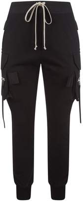 Rick Owens Patch Pocket Cargo Trousers