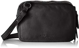Liebeskind Berlin Women's Maike7 Vintag Cross Body Handbag, (Black 9999), UK