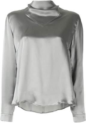 Le Kasha high neck blouse