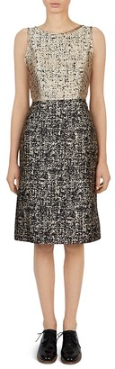 Gerard Darel Darcy Printed Sheath Dress $360 thestylecure.com