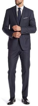 Nordstrom Trim Fit Nail Head Wool Suit