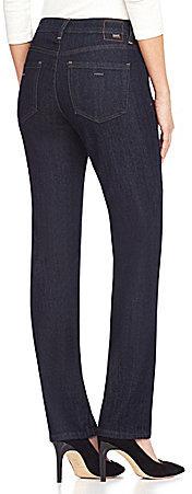 Jag Jeans Jackson Mid-Rise Straight-Leg Jeans
