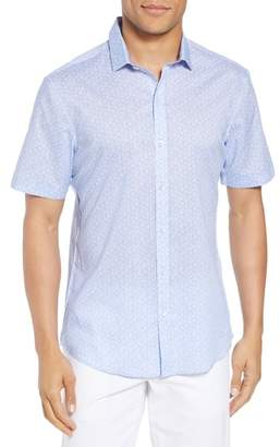 Zachary Prell Garrett Trim Fit Sport Shirt