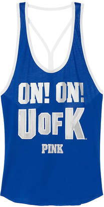 PINK University of Kentucky Light Weight Strappy Tank