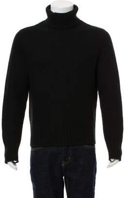 Gucci Long-Sleeve Turtleneck Sweater