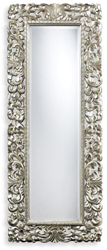 Bed Bath & Beyond Dimond Lighting Talmadge Scroll Frame Mirror