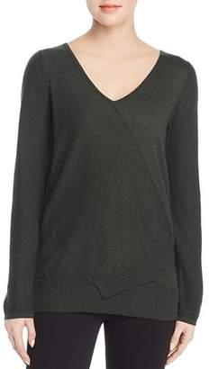 Design History Asymmetric-Panel Sweater