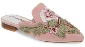 Jeffrey Campbell Claes Applique Loafer Mule