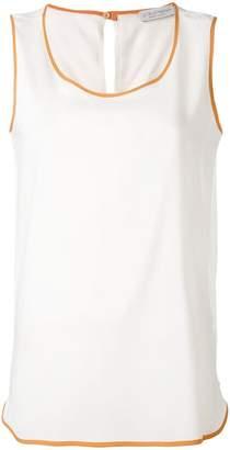 Le Tricot Perugia classic blouse