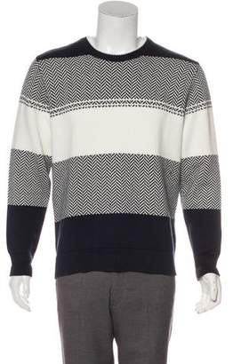 Todd Snyder Pullover Crew Neck Sweater