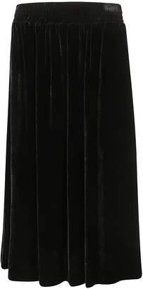 Golden Goose Pleated Midi Skirt