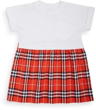 7aac0d6e0 Burberry Girls' Ruby Vintage Check Skirt Dress - Little Kid, ...