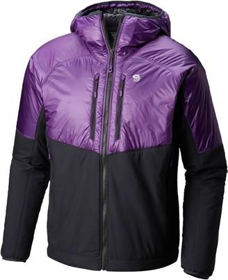 Mountain Hardwear Kor Strata Alpine Hooded Jacket - Men's