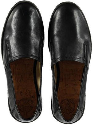 Sneaky Steve Seal Leather Slip On Shoes Black Eco - EU42