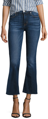Hudson Jeans Mia Cropped Flared Pant
