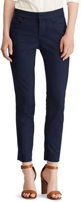 Chaps Petite Classic Skinny-Fit Pants